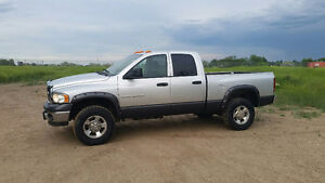 2005 Dodge Power Ram 3500 SLT Pickup Truck