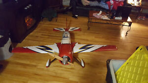 Large scale rc plane