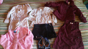 Girls 2T fall winter new with tags/like new clothing lot