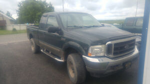 2002 Ford F-250 Camionnette