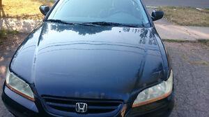 2002 Honda Accord Coupe (2 door)