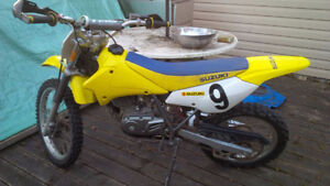 Suzuki DRZ 125 - great condition
