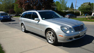 2004 Mercedes-Benz E-500 wagon 4matic Familiale