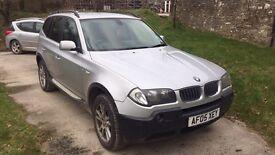 2005 BMW X3 2.0D