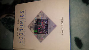 MICRO/MACRO ECONOMICS 8TH EDITION