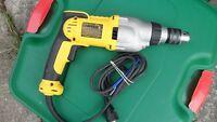 Dewalt Hammer Drill NEW $120 FIRM.