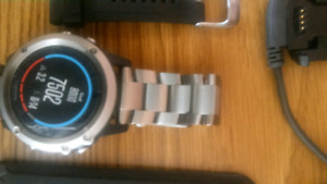 Garmin Fenix 3HR