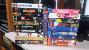 Vhs various titles