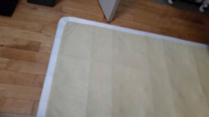 Box spring Double Bed