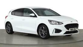 image for 2019 Ford Focus 1.0 EcoBoost 125 ST-Line 5dr with Navigation and K Hatchback Pet