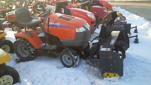 Ride on Lawnmower/Snow Blower