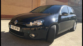 VW GOLF - GT TDI - 2011