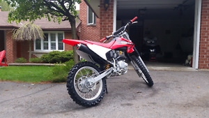 Honda CRF230 2004, absolutely mint
