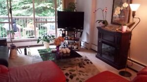 2/LARGE BEDROOM,FULLY FURNISHED,  NORTH VANCOUVER available now