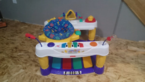 Fisher Price Superstar Step'n Play Piano