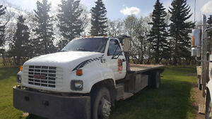 deck tow truck **reduced price**