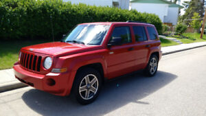 Jeep Patriot 4x4 for Winter! Sale or Part Trade