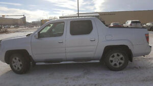 2007 Honda Ridgeline EX-L Pickup Truck REDUCED.$11,900