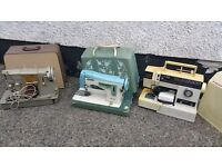 3 Sewing Machines