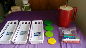 Selection Of Kitchen Supplies