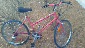 vélo 40$ négoçiable