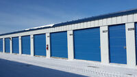STORAGE UNITS AVAILABLE NOW