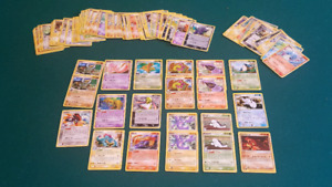 Delta Species Pokemon Cards -- $20