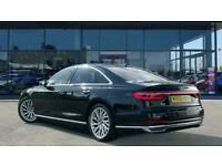 2018 Audi A8 50 TDI Quattro 4dr Tiptronic Diesel Saloon Saloon Diesel Automatic