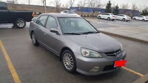 2005 Acura EL Sedan - PRICE DROPED - LOW KM -  - GREAT CAR