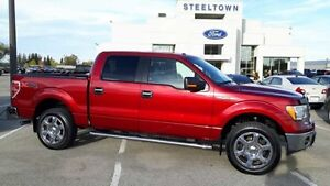 "2014 Ford F-150 ""XTR CREW CAB 4X4""   - one owner - local - trade"