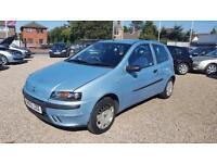 2003 Fiat Punto 1.2 Limited Edition 70000 Miles Bargain