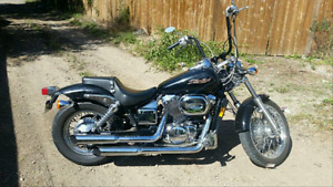2006 honda shadow 750
