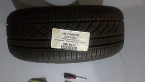 NEW tire for sale never been used and its only one tire.