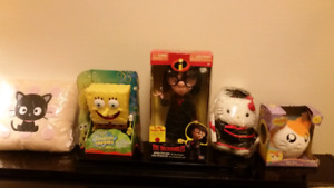 Assorted toys $10 each all NEW IN PACKAGE