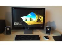 "HP Pavilion 23-q110na 23"" Touchscreen All-in-One PC"