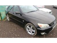 2003 03 LEXUS IS 2.0 200 SE 4D 153 BHP