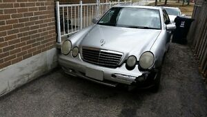 2001 Mercedes-Benz E-Class Other