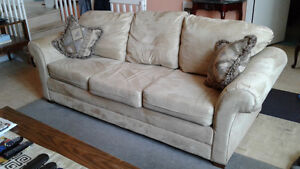 Couch and Love Seat ***Negotiable***