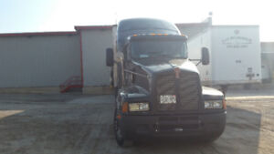 2007 T600 Kenworth well maintained
