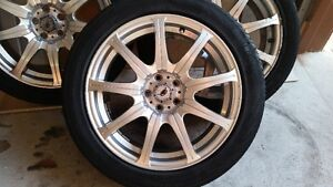 Used 17in Rims and Tires for Sale