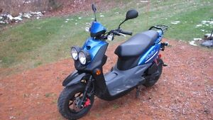 Scooter Yamaha BWS YW50FDL