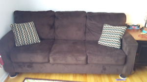Chenille Couch for sale