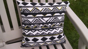 Patio cushions six new without tags