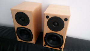 Pair of Totem Mites - Bookshelf Speakers by Totem Acoustic
