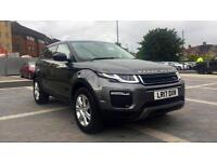 2017 Land Rover Range Rover Evoque 2.0 TD4 SE Tech 5dr Manual Diesel Hatchback