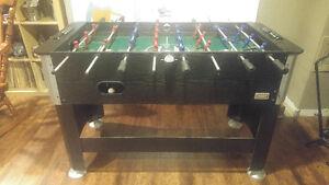 Cooper Foosball Table $60!