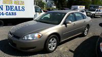 2006 Chevrolet Impala CERTIFIED!