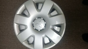 Mitsubishi OEM Wheel Covers