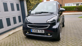 Smart fortwo Exclusive 1.0 Turbo