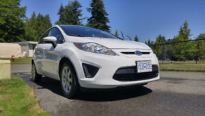 Ford Fiesta 2011 - Automatic - $6500 obo